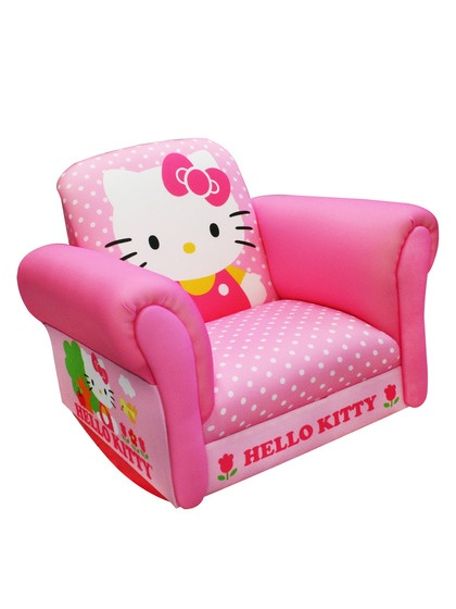 Hello Kitty Rocking Chair