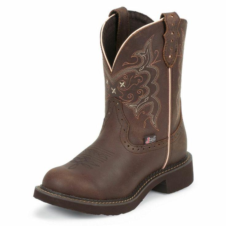 Elegant Justin Boots Womenu0026#39;s Justin Gypsy Aged Bark Boots L9903