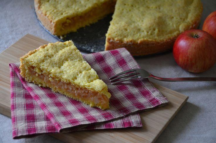 Jablečný koláč #Jablka, #Jednoduché, #Pečení, #Recept, #Sladké, #Vůně