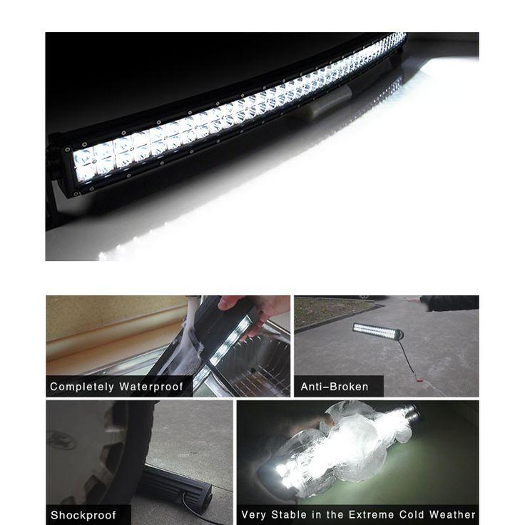 23 best LED Light Bar images on Pinterest   Led light bars, Autos ...