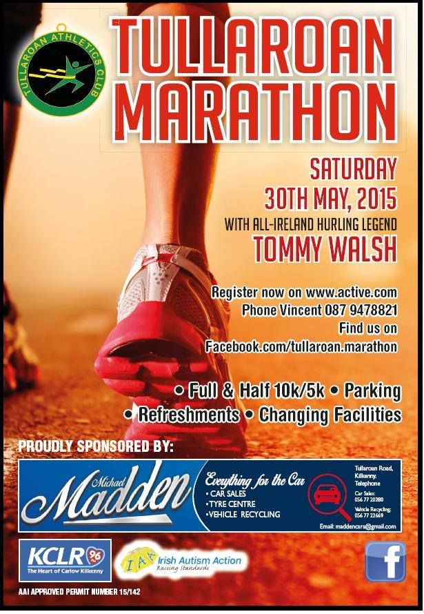 Tullaroan marathon