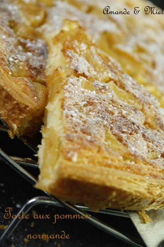 les 25 meilleures idées de la catégorie tarte aux pommes normande