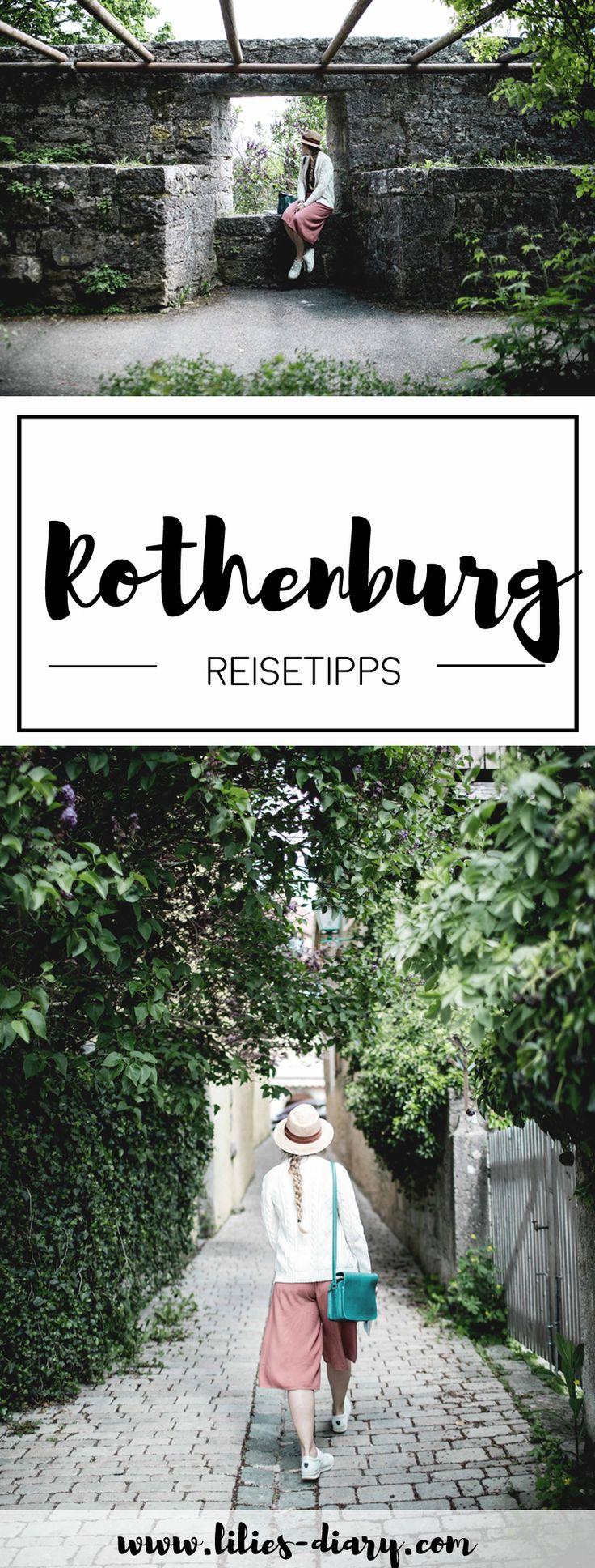 Ein romantisches Wochenende in Rothenburg ob der Tauber. www.lilies-diary.com