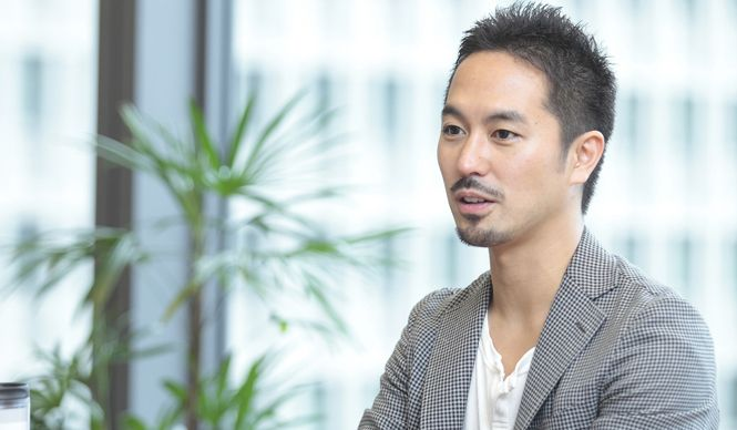 モア・トゥリーズ事務局長の水谷伸吉氏