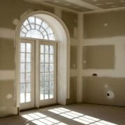 Step by step instructions for priming drywall, especially as applied to new construction drywall.