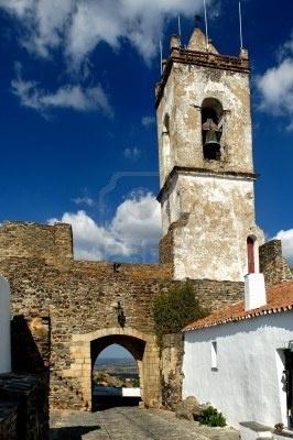 Portugal, Alentejo: Magnífico pueblo de Monsaraz