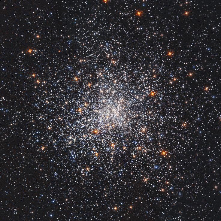 Messier 79 Hubble space telescope, Space telescope