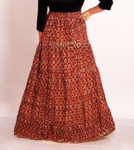 100 best skirts images on Pinterest | Long skirts, Indian dresses ...