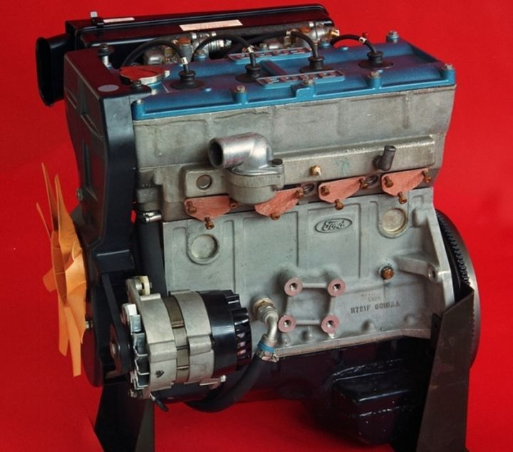 Ford Escort MK1 RS1600 Engine