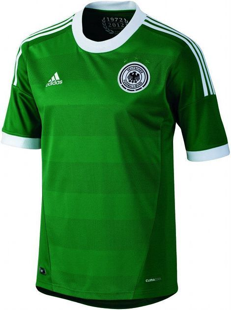 Germany Away shirt for Euro 2012.