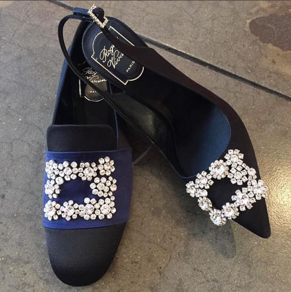 Crustyyy @rogervivier Coming to you this fall!