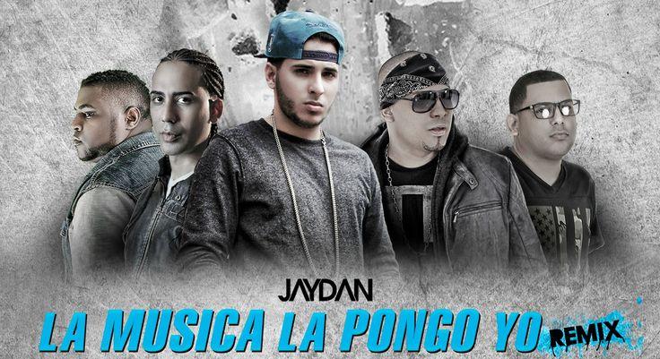 La Música La Pongo Yo Remix - Jaydan ft. Manny Montes, Ivan 2Filoz, DV y...www.magnificaradio.com.ve Síguenos @magnificaradio http://magnificaradio.com.ve/live.html