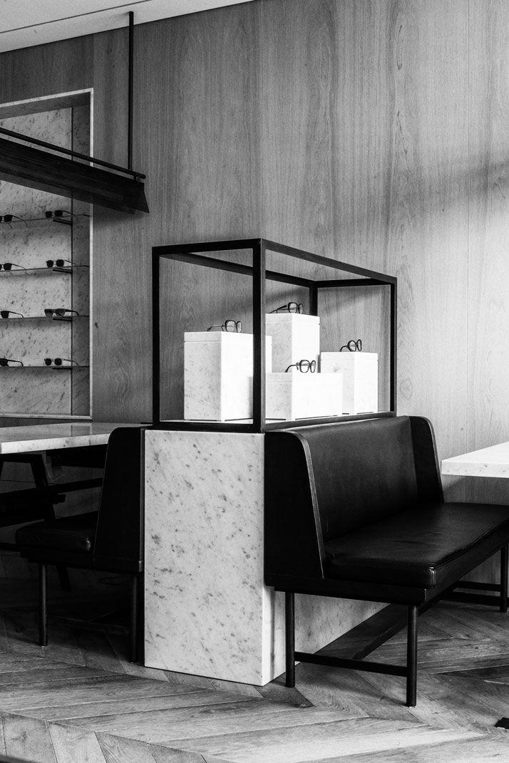 lionel sonkes optician - brussels - nicolas schuybroek + marc merckx - 2014 - photo cafeine