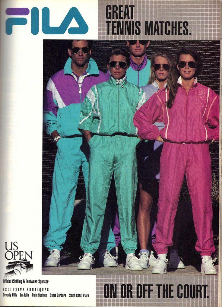 Fila tennis & footwear - 1989                                                                                                                                                                                 More                                                                                                                                                                                 More