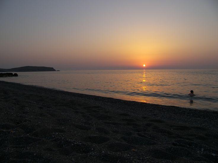 Sigri - Faneromeni beach - Lesvos Island - Greece