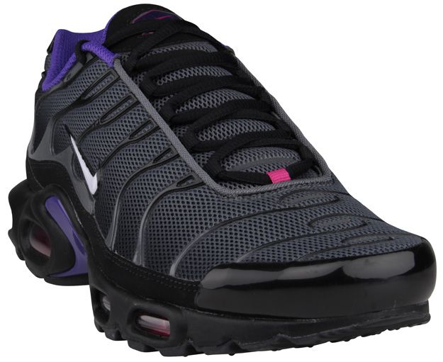 Nike Air Max Plus - Black/Pure Purple