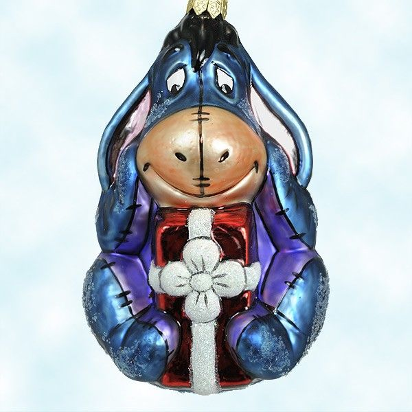 Radko Eeyore Winnie the Pooh donkey character - 1997 Ltd 5000 | Disney  Delights | Pinterest | Eeyore, Ornaments and Christmas Ornaments - Radko Eeyore Winnie The Pooh Donkey Character - 1997 Ltd 5000
