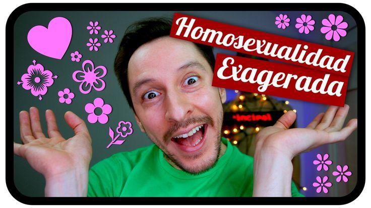 Chicos Gays Que Exageran Su Homosexualidad | @uru_incoherente