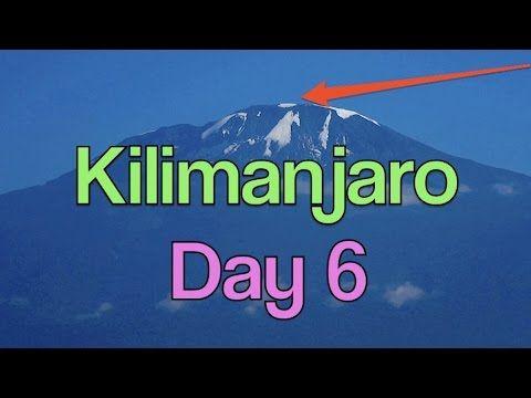 2 LADIES 12 MEN 7 DAYS  - HOLY GRAIL - UHURU PEAK - MT. KILIMANJARO...