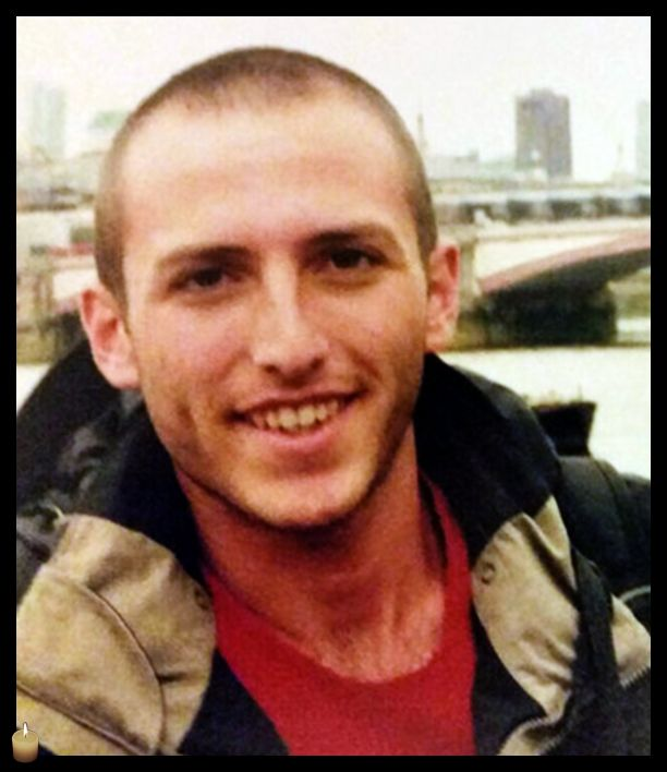 July 21, 2014 Second Lieutenant Yuval Haiman, killed by an anti-tank missile fired at the force responding to a terrorist infiltration incident. 21, from Efrat. Baruch Dayan Emet