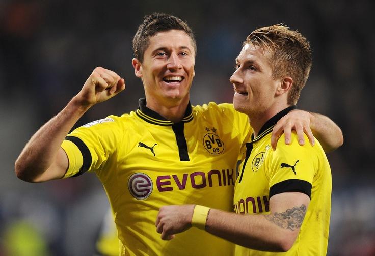 Lewandowski & Reus