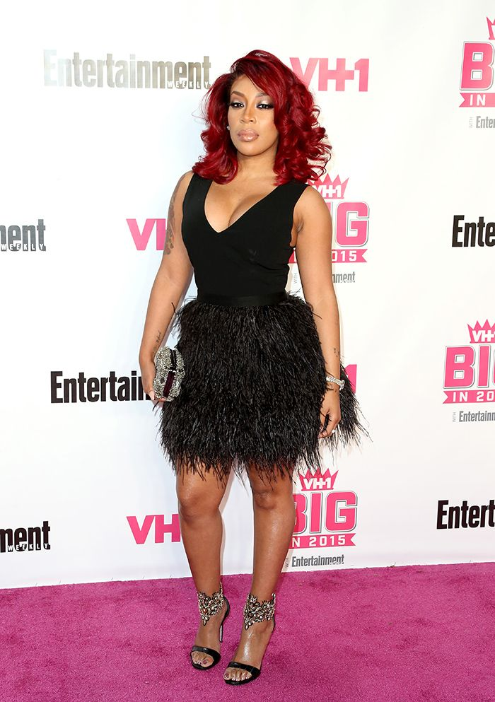 K. Michelle - Greek for Life: Could One of These Celebrities Be Your Soror or Frat Brother?