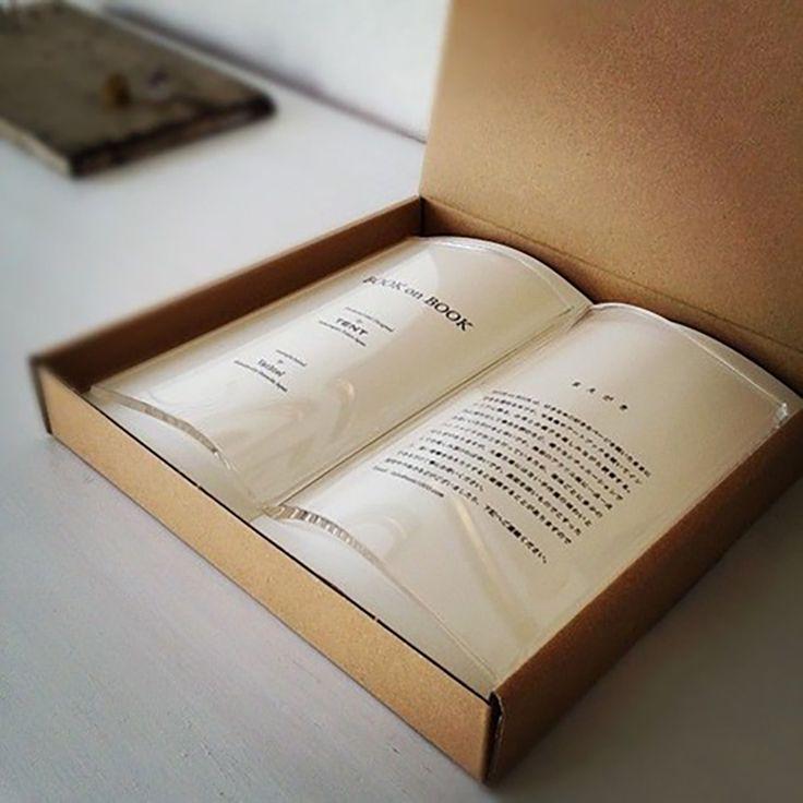 【風が吹いてても外で本が読める】日本人が考えた「透明の本」に海外からも称賛の声