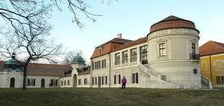 Amadé–Bajzáth–Pappenheim Castle - Iszkaszentgyörgy, Hungary