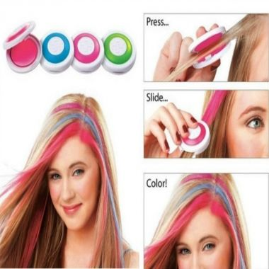 Wholesale A Set Of 4 Colors Hair Chalk Hair Coloring Tools