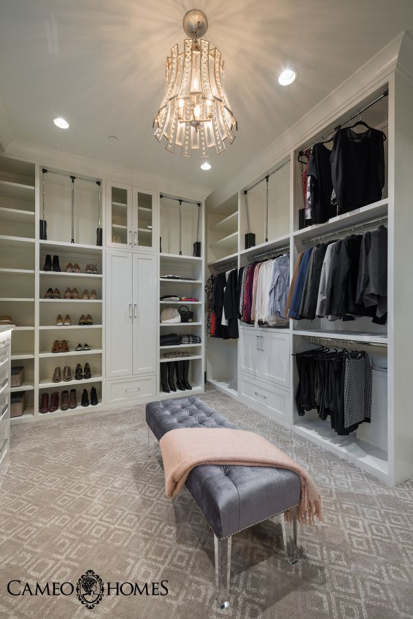 His and Hers Closet Trends for 2016
