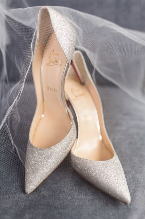 Wedding shoes idea; Featured Photographer: Megan Noll Photography