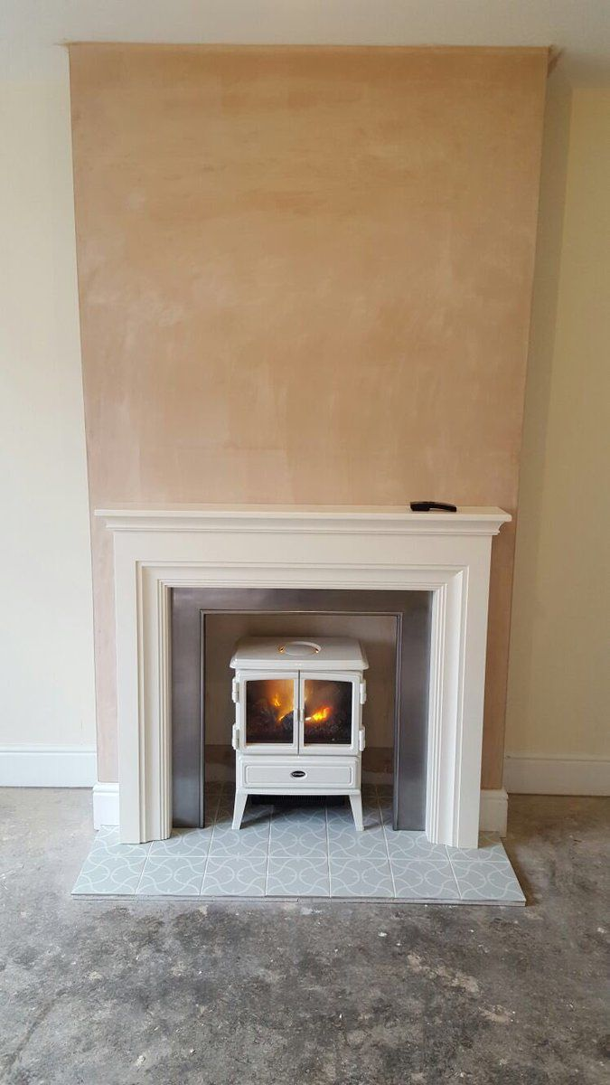 Nice A great installation of the Auberry Opti myst stove by Regency Fireplaces regencystoves