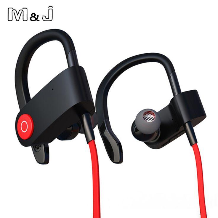 2017 Fashion Best 11 Pb20 Wireless Earphones PB2 Bluetooth Sports Earphone Power