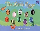 Birds of a Different Color {Preschool Colors}Make an easter Basket with thumb print eggs and a hand print chick.