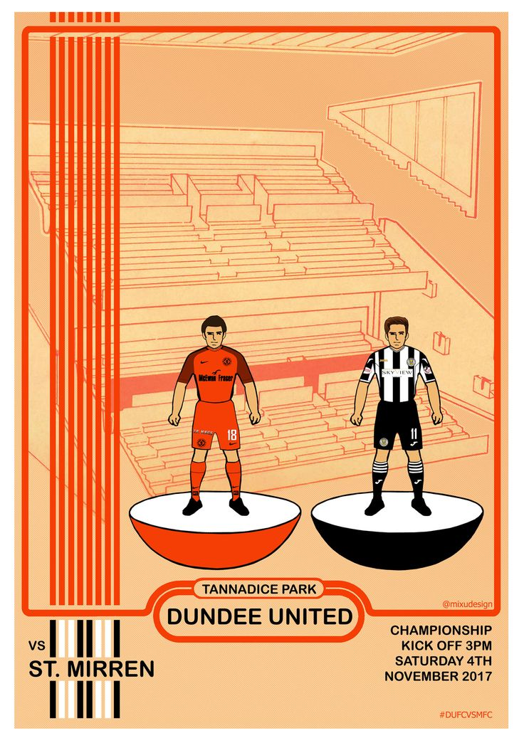 Dundee United v St. Mirren Scottish Championship