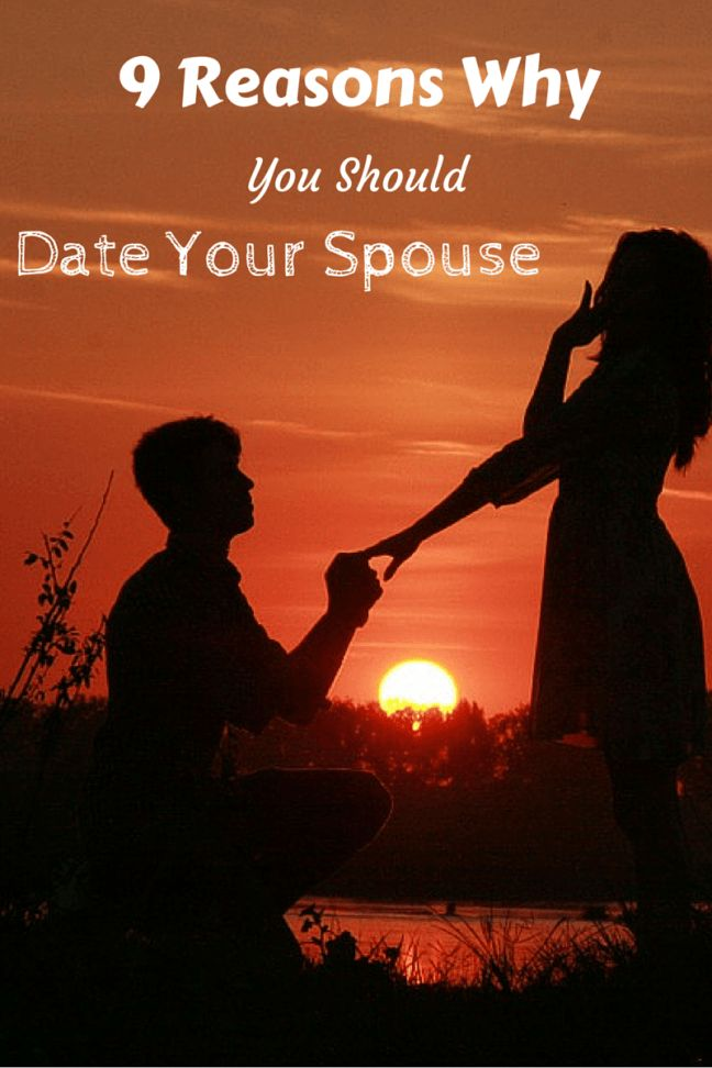 continue dating after marriage