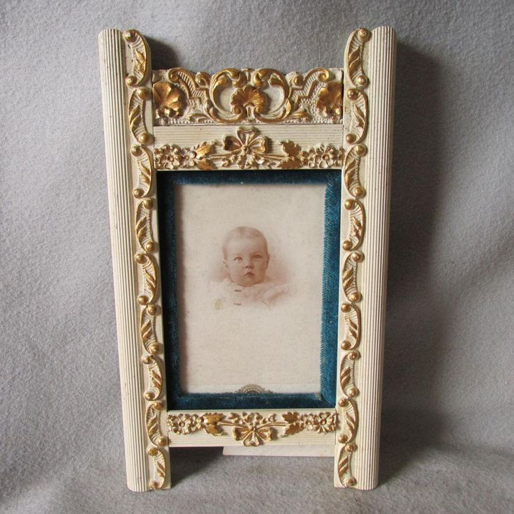 1000+ images about Antique Picture Frames, Perfect for Home Decor ...