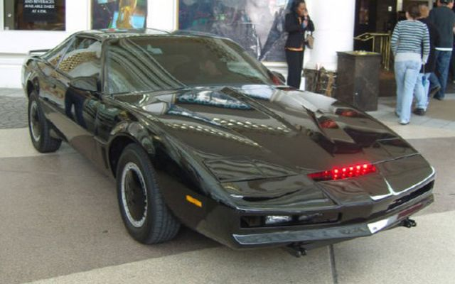 knight rider knight industries two thousand kitt 1982 pontiac trans am cars of tv and the. Black Bedroom Furniture Sets. Home Design Ideas