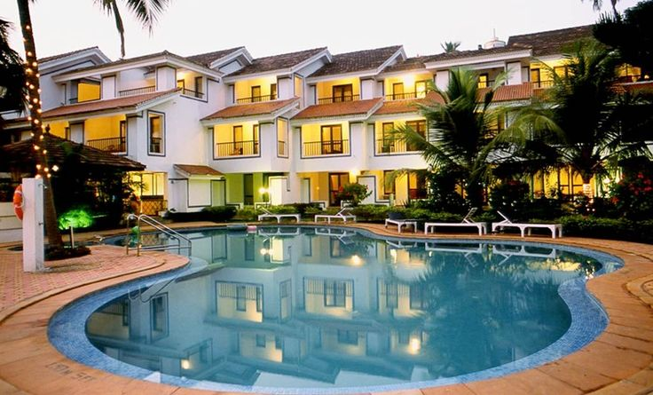 Top 5 #hotels in North Goa.