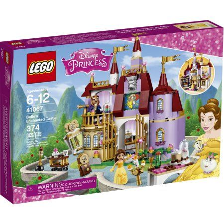 Free 2-day shipping. Buy LEGO Disney Princess Belle's Enchanted Castle 41067 at Walmart.com