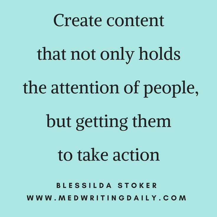 Get your message loud and clear. No excuses. You've got to elicit an action.   Deliver your message at the right time, to the right people.   Get them to take action - and that's how you convert them to retainer clients.   #copywriter #healthcare #medical #marketing