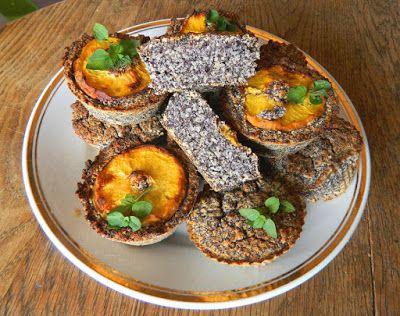 Mákos muffin (paleo) ~ Éhezésmentes Karcsúság Szafival
