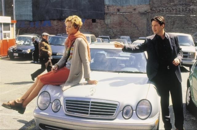 Sweet November, sweet romantic but hated the ending
