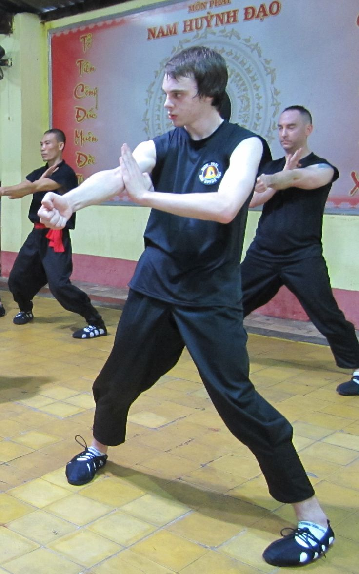 'It never gets easier, you just get better!' #VietnamSchoolTours #martialarts #saigon