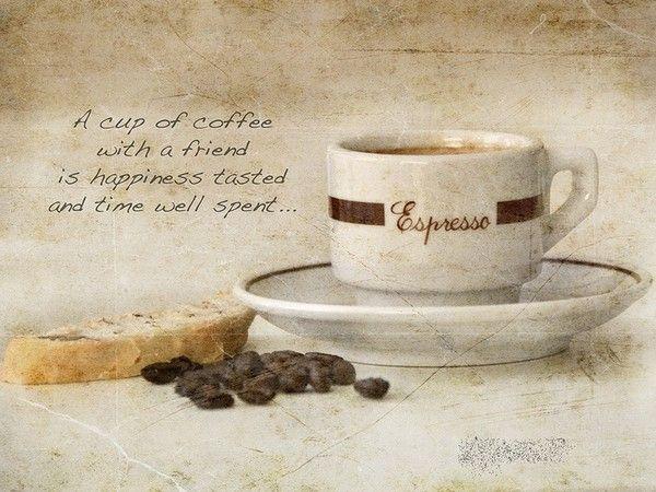Coffee... by sharon.smi