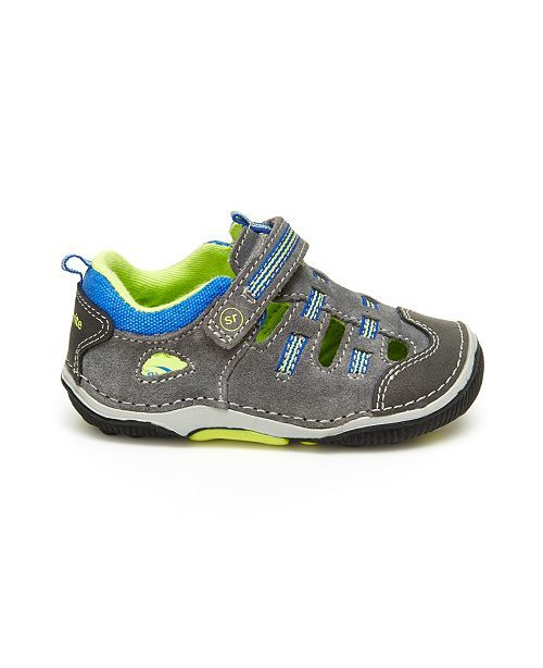 0d2eedc3c Stride Rite Toddler Boys SRTech SRT Reggie Sneaker Sandals & Reviews - Kids  - Macy's