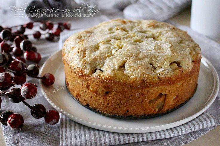 Torta+di+mele+irlandese,+la+torta+più+semplice+di+sempre!
