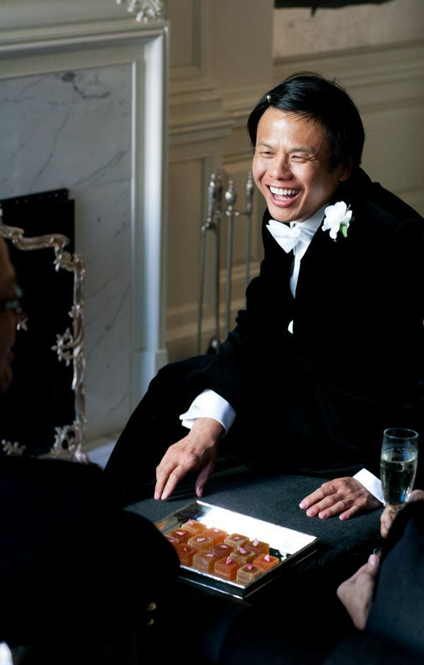 An Interview with Designer Zang Toi:  http://bit.ly/1UaNVFl