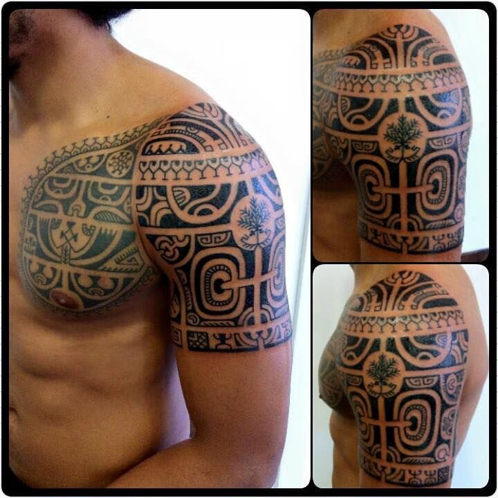 17 best images about tatuaggi etnici on pinterest in for Best polynesian tattoo artist
