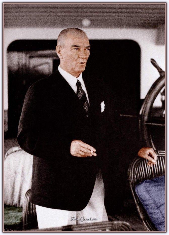 Dünyanın En Şık Erkeği Atatürk - Forum Gerçek